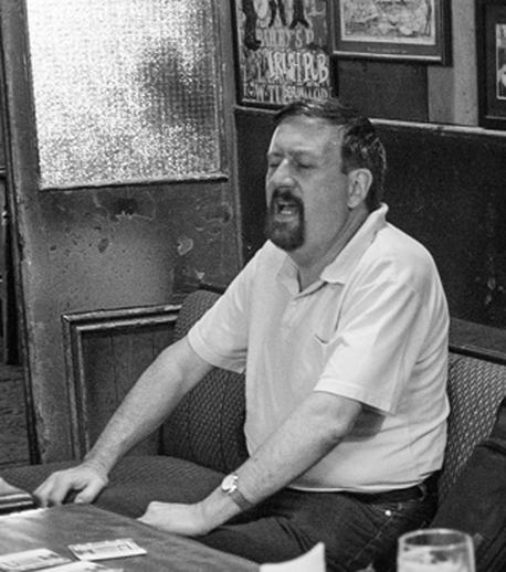 Pat Burke / Colm Keating