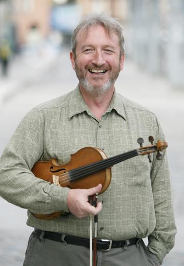 James Kelly, Ceoltóir na Bliana 2006 / TG4 photographer