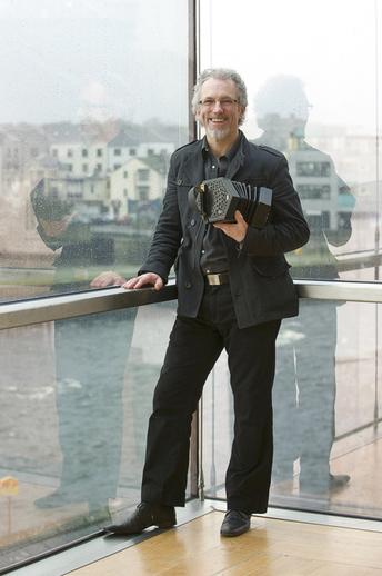 Noel Hill, Ceoltóir na Bliana 2011 / Unidentified photographer