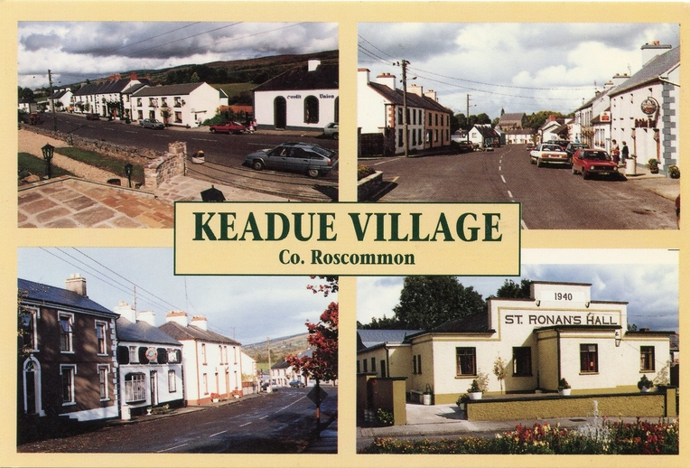 Keadue Village Co. Roscommon / John Keaney