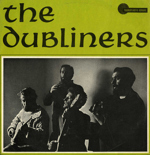 The Dubliners, group, 1964 / Brian Shuel