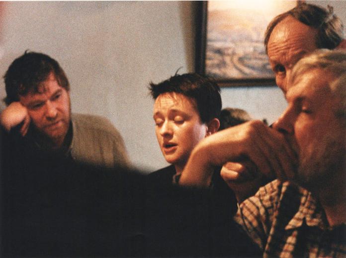 Grace Toland, singer, 1997 / Ken Garland