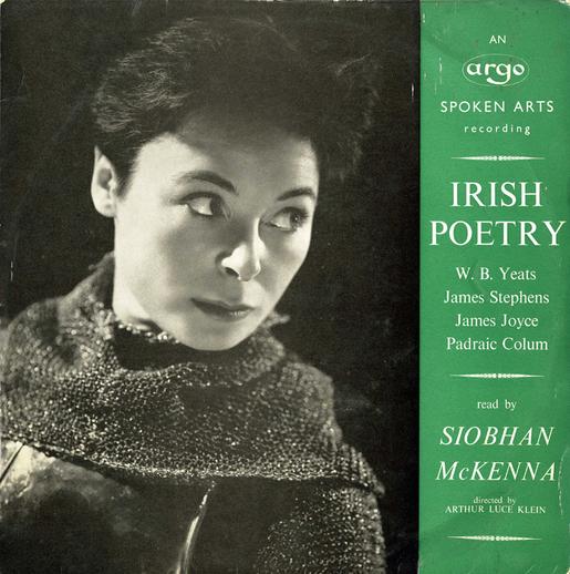 Irish poetry, 1959 / designer unidentified