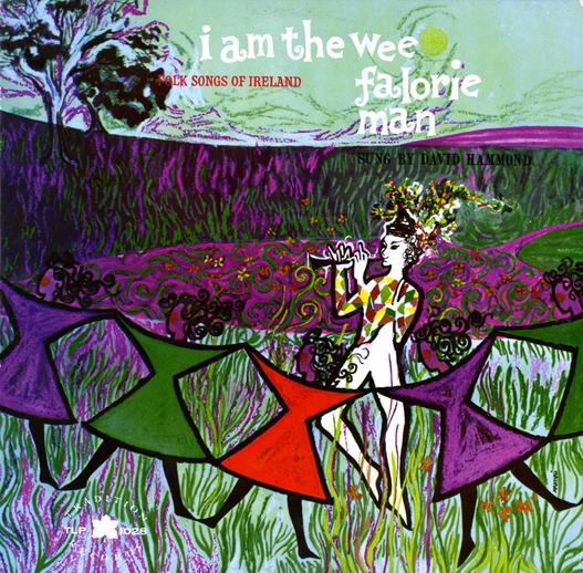I am the wee falorie man, 1959 / designer Albert Amatulli