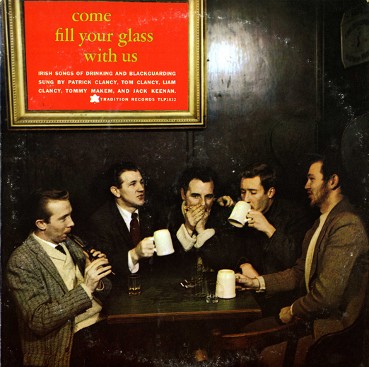 Come fill your glass with us, 1959 / designer Elizabeth Clancy
