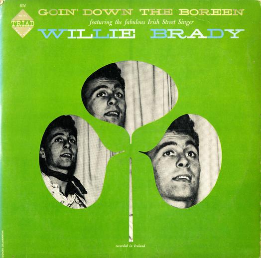 Goin' down the boreen, 1958 / designer unidentified