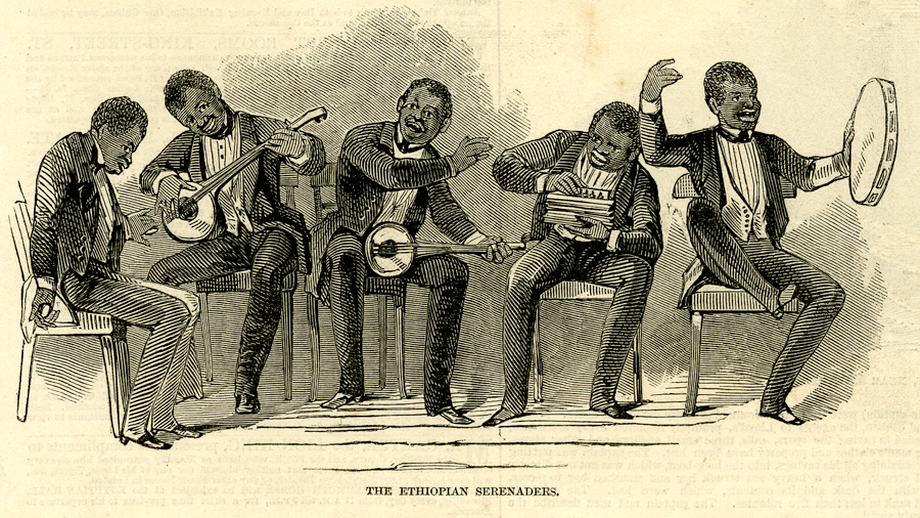 The Ethiopian serenaders, 1846 / [unidentified artist]