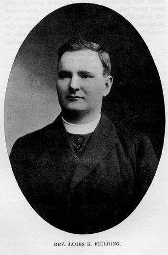 James K. Fielding, flute / unidentified photographer