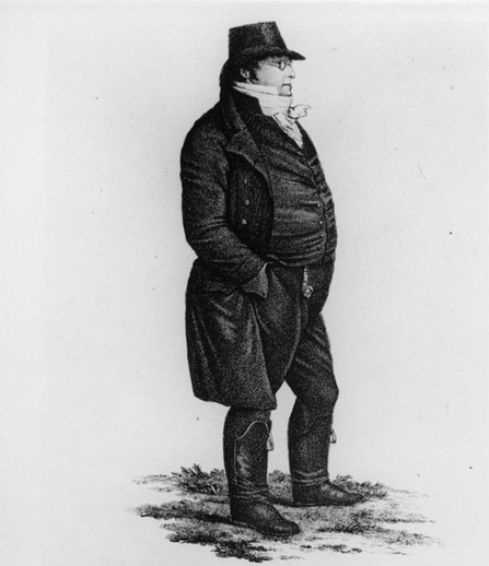 Edward Bunting, collector / unidentified artist