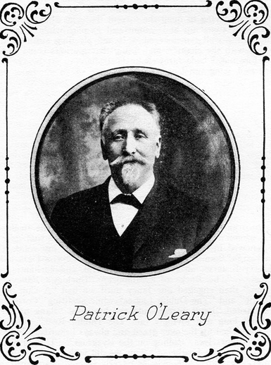 Patrick O'Leary, fiddle / unidentified photographer