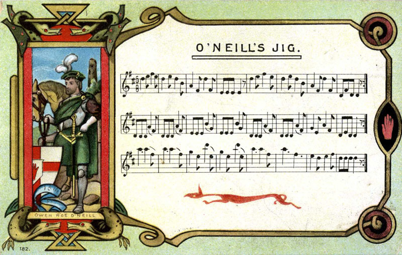 O'Neill's jig / William O'Duane