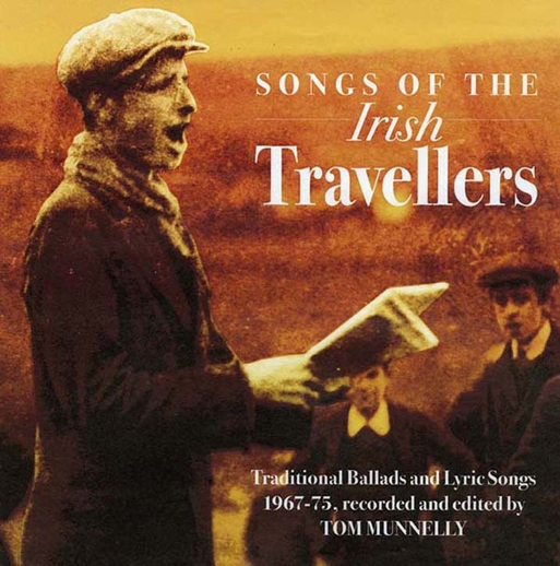 Songs of the Irish travellers, album promotional poster