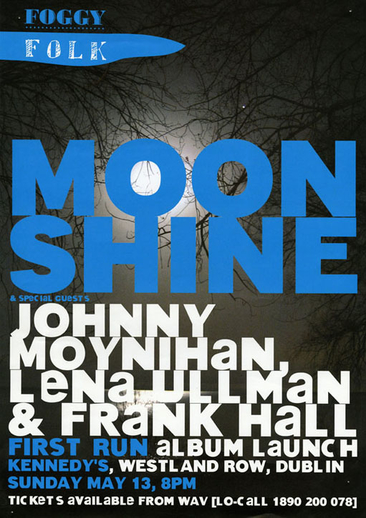 Moon Shine, group, event poster