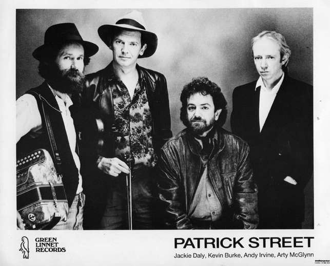 Patrick Street, group, 1988 / unidentified photographer