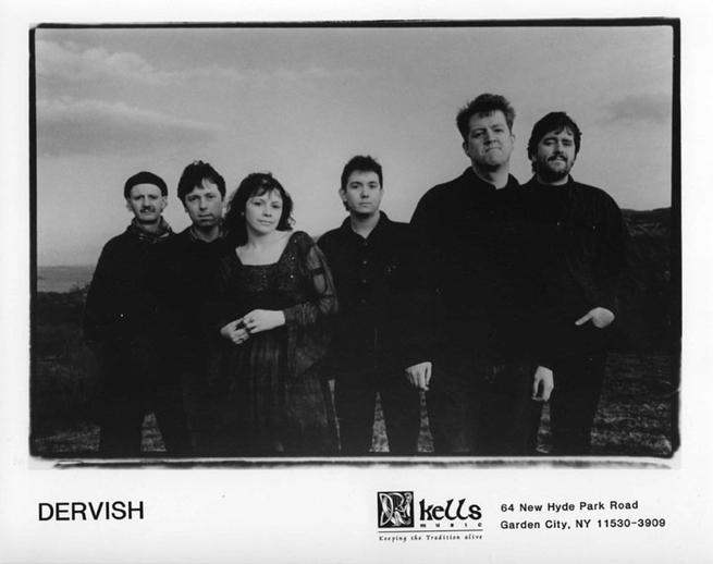Dervish, group, 1995 / unidentified photographer
