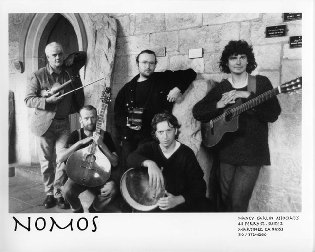 Nomos, group, 1995 / unidentified photographer