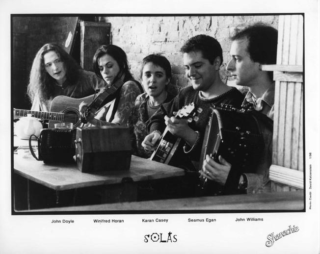 Solas, group, 1996 / David Katzenstein