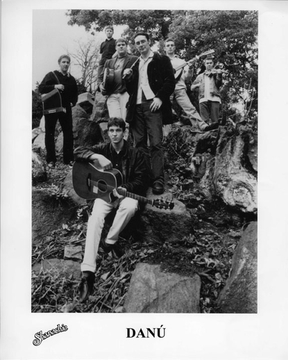Danú, group, ca. 2000 / unidentified photographer