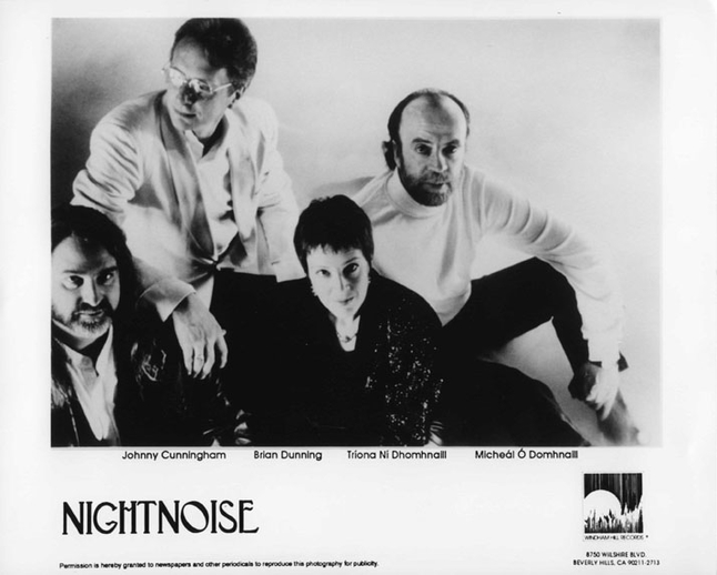 Nightnoise, group, 1995 / Jonathan Williams