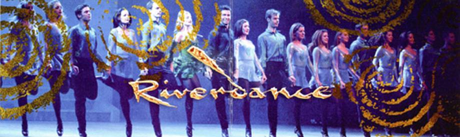 Riverdance [n.d.], advertisement [verso]