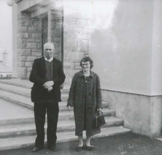 John and Maria Butcher / [unidentified photographer]