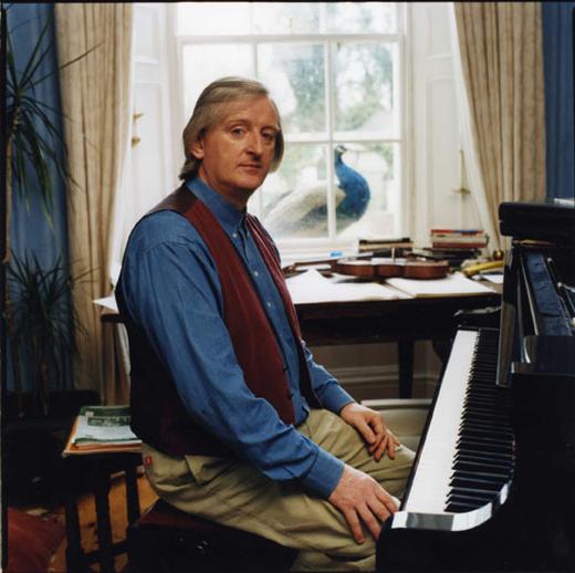 Mícheál Ó Súilleabháin, piano, 2000 / Paul McCarthy