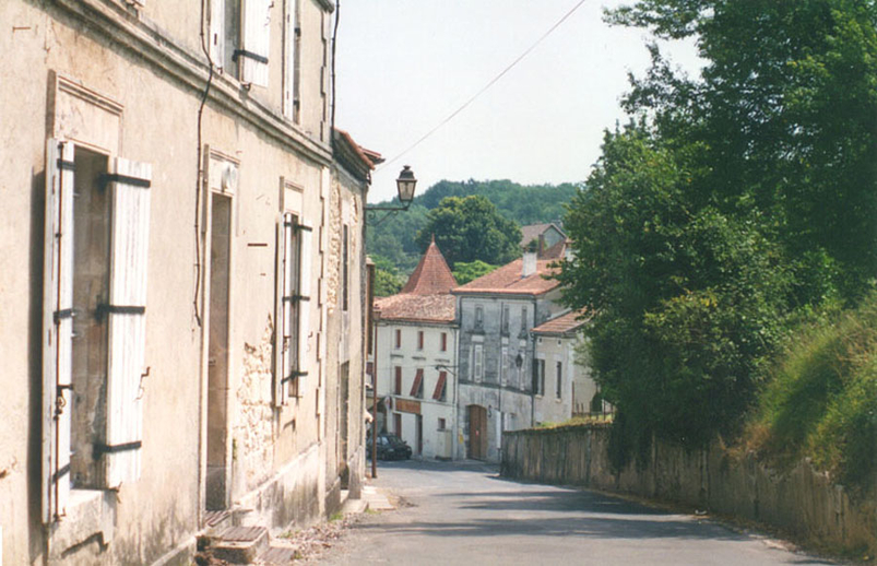 Village of Tocane Saint Apre, France / Terry Moylan