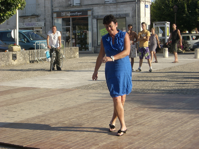 Mairéad Casey, dance, Tocane, 2012 / [unidentified photographer]