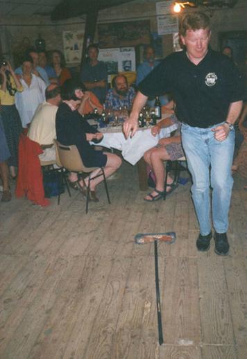 Shay McGovern, dancer, Tocane 1998 / Jerry O'Reilly