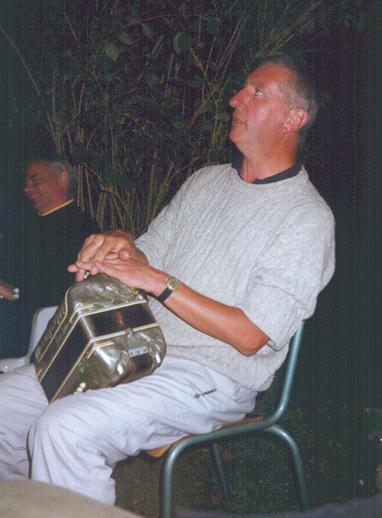 Con Ó Drisceoil, accordion, Tocane 1999 / Jerry O'Reilly