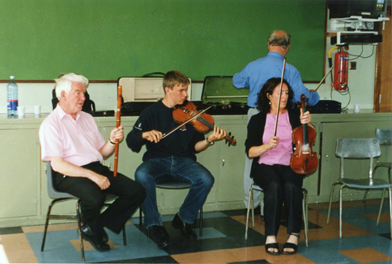 Liam O'Connor and others / Orla Henihan