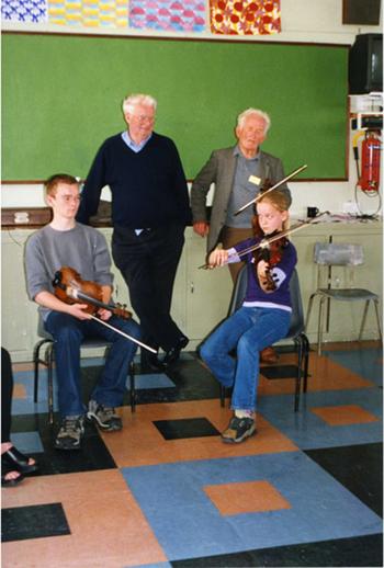 Peadar O'Loughlin and others / Orla Henihan