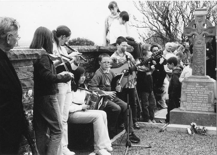 Young musicians / Orla Henihan