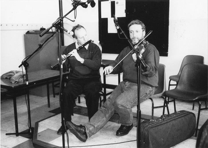 PJ Crotty and James Kelly / Orla Henihan