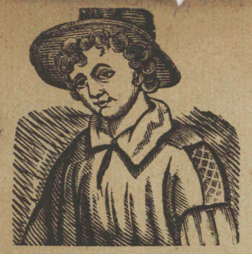 Young William of the Wear, woodcut