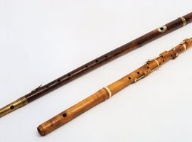 A Flutter of Flutes: Images of Flute Players and their Instruments