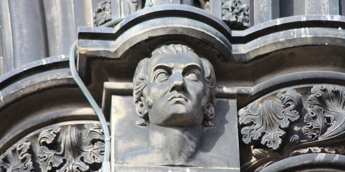 1280Px Robert Tannahill As Appearing On The Scott Monument