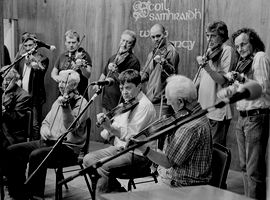 Willie Clancy Summer School: From the stage