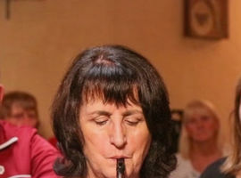 Carmel Gunning plays her own compositions