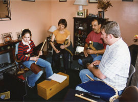 Willie Clancy Summer School 2001: Photos by Orla Henihan