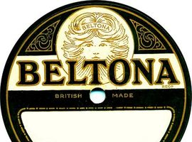 Selection of 78 rpm recordings from Beltona