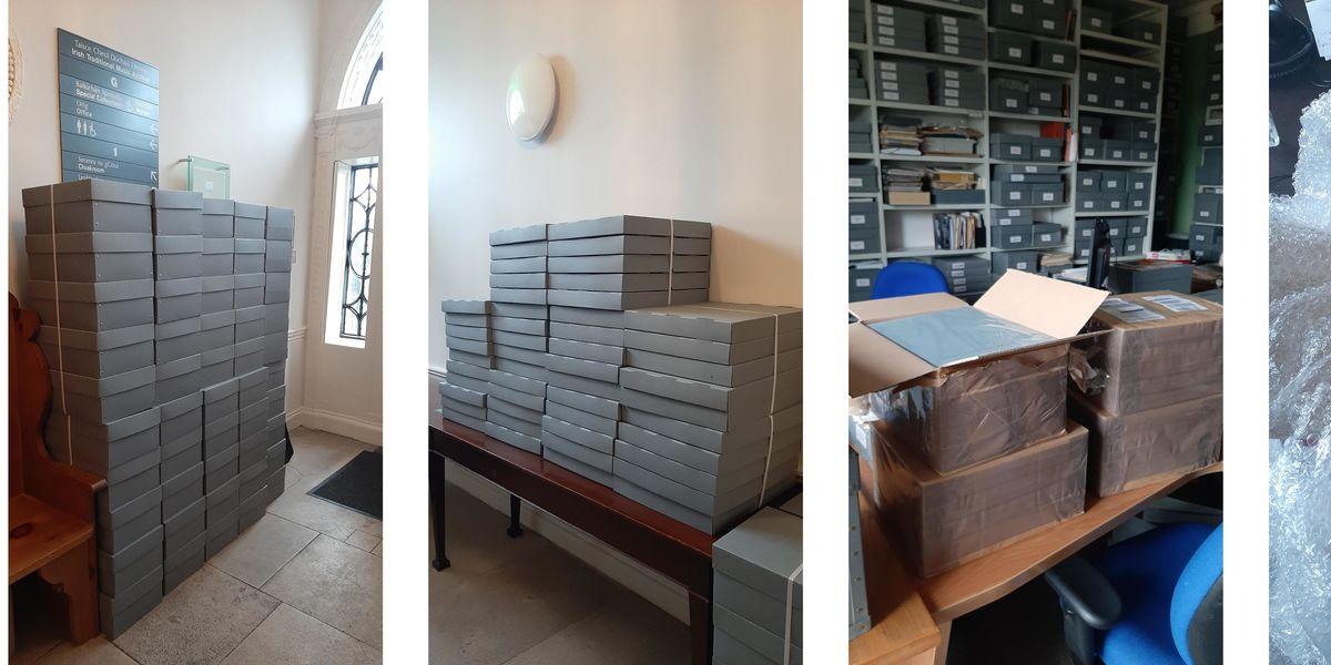 Boscai Ceoil Archival Materials