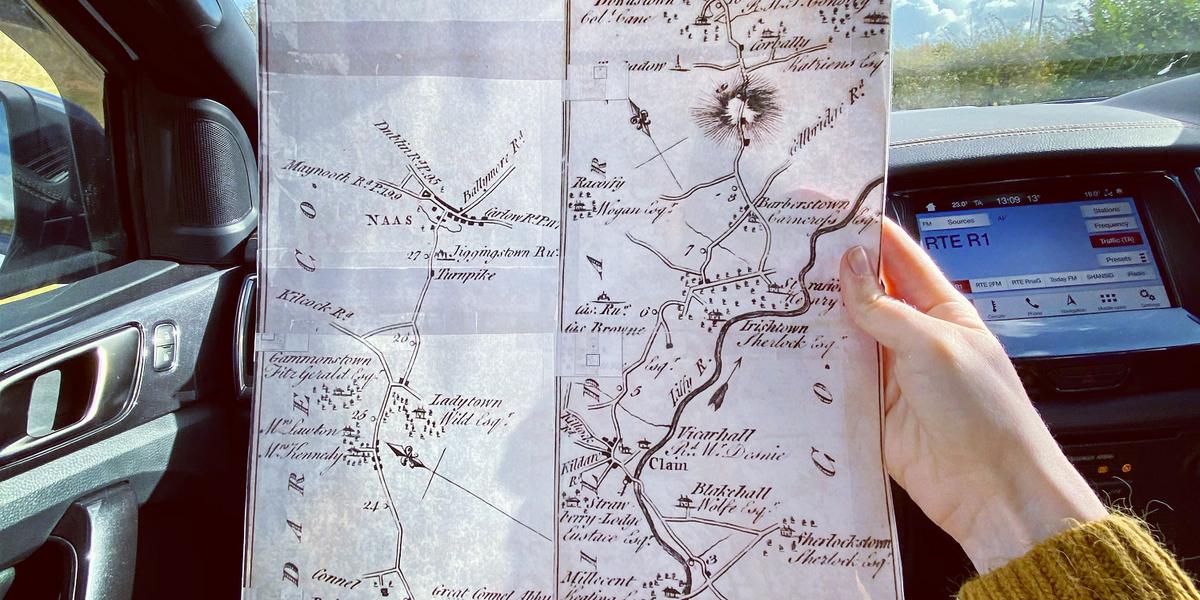 Dftw 3 Edwina Guckian Map In Car Resized