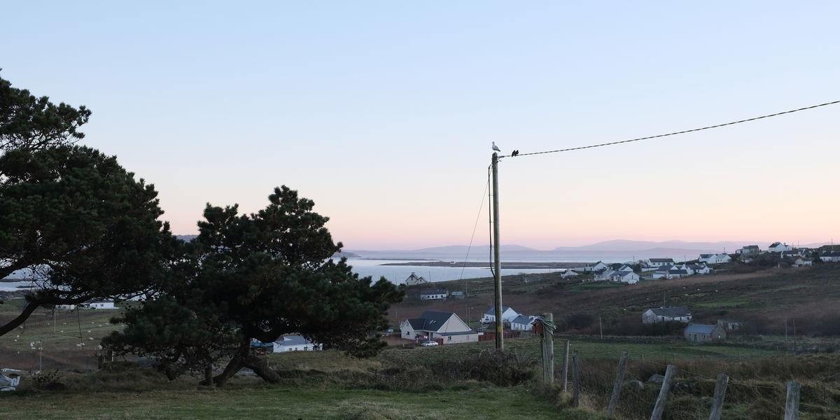 Dftw5 Arranmore Island View From Brian Mac Gloinn House