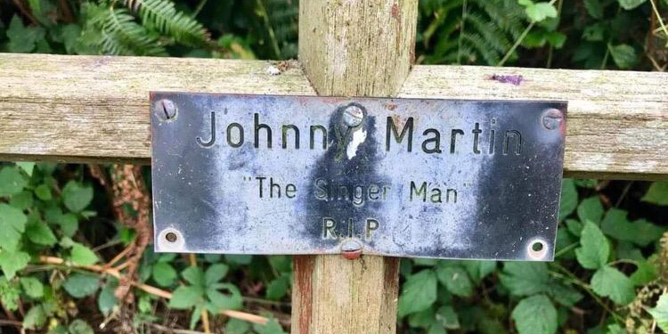 Dftw5 Johnny Martin Grave Michael Fortune