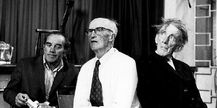Duala Siney Crotty Straighty Flanagan And Martin Reidy Photo Courtesy Pat Mackenzie