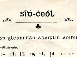 Fr Pádruig Breathnach, Sídh-cheól 1–2, 1924–1926