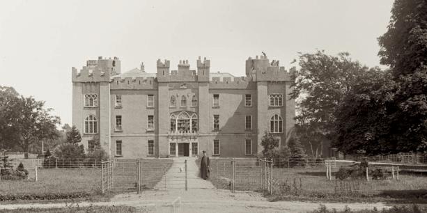 Image 7 Castle Browne House Sepia