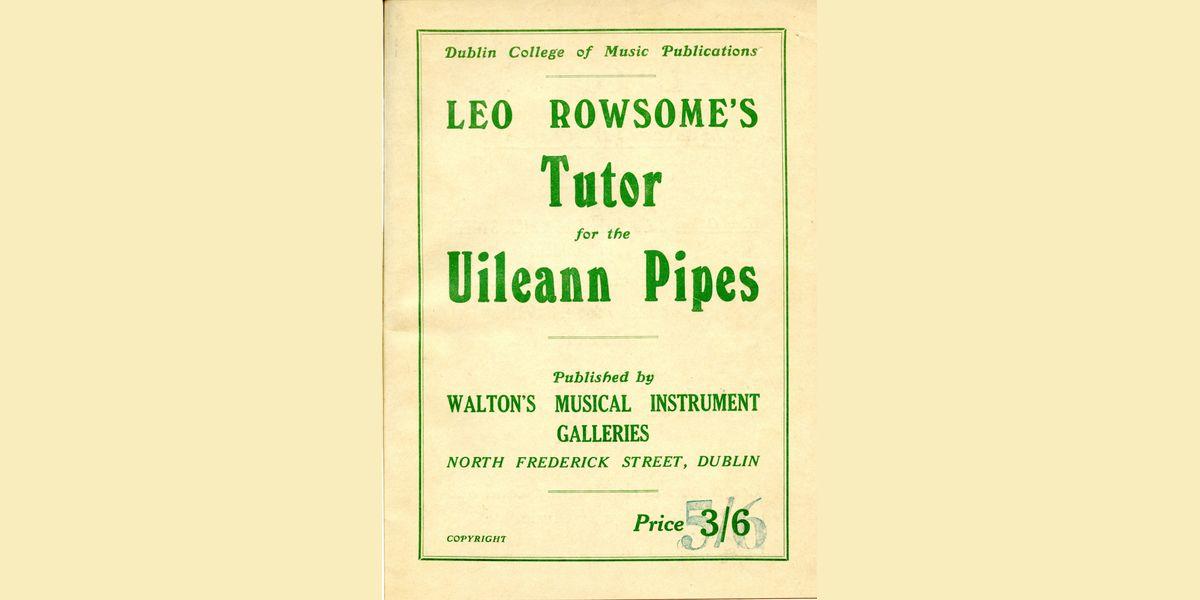 Leo Rowsome Tutor Title Page