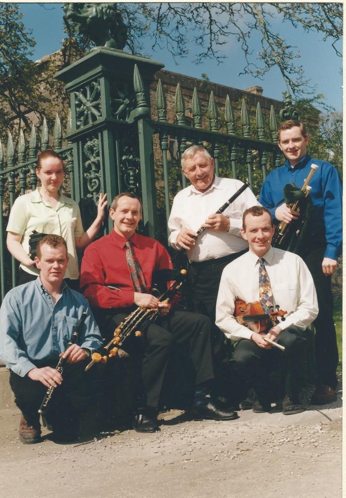 Mc Namara Family 1998